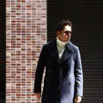 JACQUESMARIEMAGE (ジャックマリーマージュ) 【TAOS / タオス】 Dennis Hopper (デニス・ホッパー) 18K GOLD ウェリントン型 アイウェア サングラス VINTAGE HAVANA (ヴィンテージハバナ)   HANDCRAFTED IN JAPAN 2017 秋冬新作のイメージ