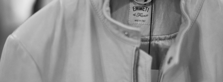 EMMETI / エンメティ 2018 SS 取り扱いスタートのイメージ