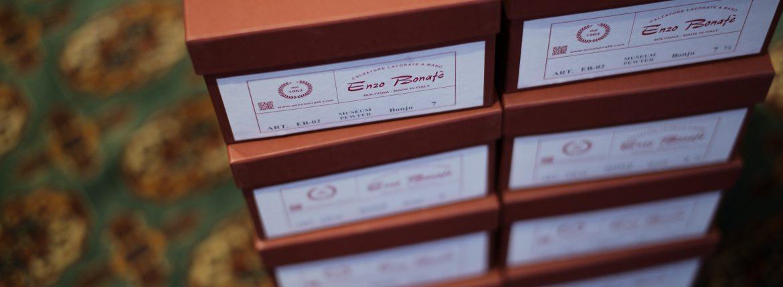 ENZO BONAFE × HIROSHI TSUBOUCHI × ZODIAC (エンツォボナフェ × ヒロシツボウチ × ゾディアック) ART.EB-02 Double Monk Strap Shoes Bonaudo Museum Calf Leather ボナウド社 ミュージアムカーフ Norwegian Welted Process ノルベジェーゼ製法 ダブルモンクストラップシューズ PEWTER (ピューター) made in italy (イタリア製) 2017 秋冬新作 【Special Model】のイメージ