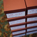 ENZO BONAFE × HIROSHI TSUBOUCHI × Alto e Diritto (エンツォボナフェ × ヒロシツボウチ × アルト エ デリット) ART.EB-02 Double Monk Strap Shoes Bonaudo Museum Calf Leather ボナウド社 ミュージアムカーフ Norwegian Welted Process ノルベジェーゼ製法 ダブルモンクストラップシューズ PEWTER (ピューター) made in italy (イタリア製) 2017 秋冬新作 【Special Model】のイメージ