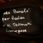 【ENZO BONAFE × HIROSHI TSUBOUCHI × Alto e Diritto / エンツォボナフェ × ヒロシツボウチ × アルト エ デリット】 ART.EB-02 Double Monk Strap Shoes Bonaudo Museum Calf Leather ボナウド社 ミュージアムカーフ Norwegian Welted Process ノルベジェーゼ製法 ダブルモンクストラップシューズ PEWTER (ピューター) made in italy (イタリア製) 2017 秋冬新作 【Special Model】のイメージ