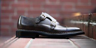 【ENZO BONAFE × HIROSHI TSUBOUCHI × ZODIAC / エンツォボナフェ × ヒロシツボウチ × ゾディアック】 ART.EB-02 Double Monk Strap Shoes Bonaudo Museum Calf Leather ボナウド社 ミュージアムカーフ Norwegian Welted Process ノルベジェーゼ製法 ダブルモンクストラップシューズ PEWTER (ピューター) made in italy (イタリア製) 2017 秋冬新作 【Special Model】 enzobonafe hiroshitsubouchi エンツォボナフェ 愛知 名古屋 ZODIAC ゾディアック ダブルモンク