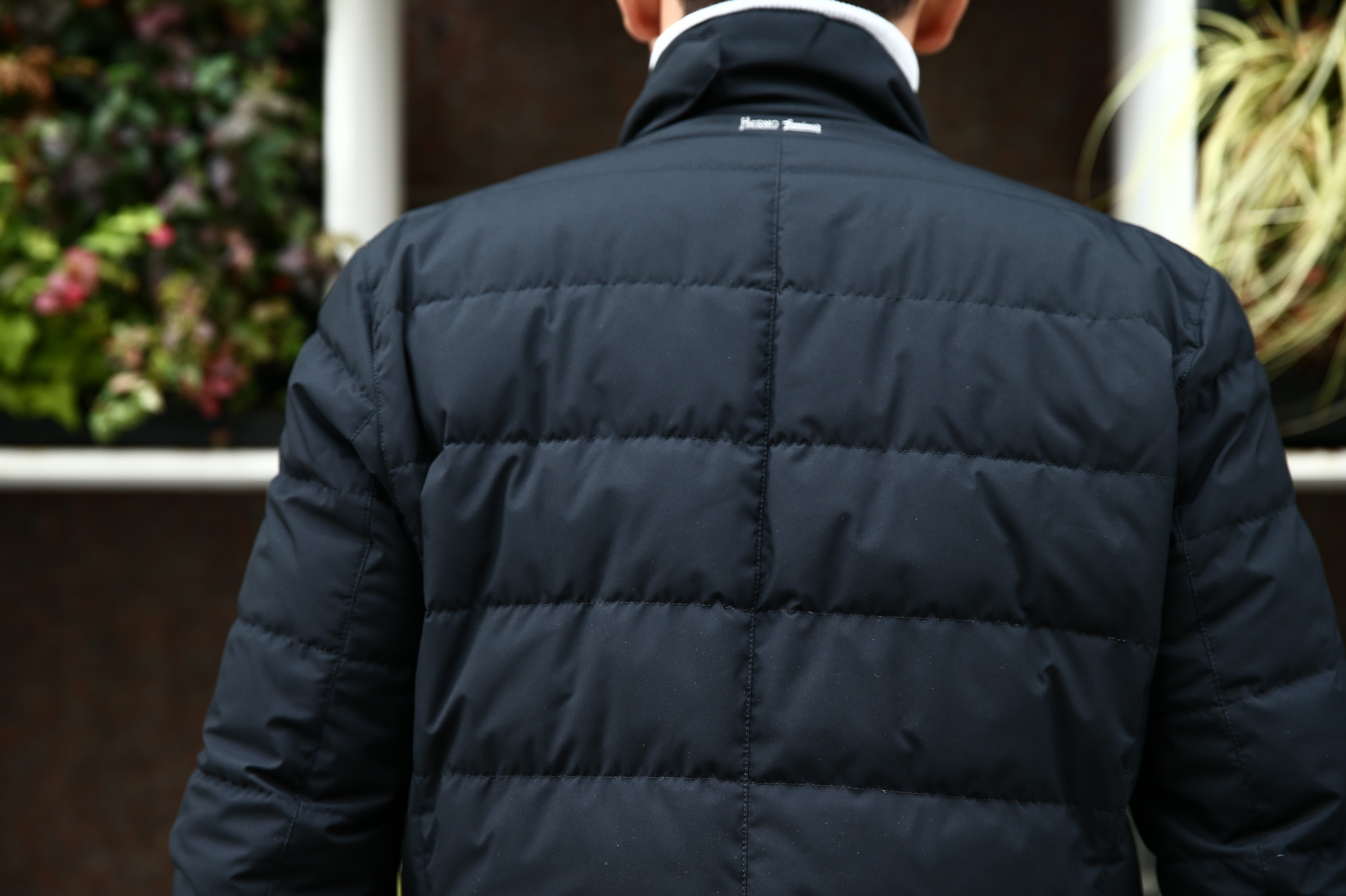 【HERNO / ヘルノ】 PI006UL LAMINAR Down Jacket ラミナー ダウンジャケット GORE-TEX ゴアテックス GORE WINDSTOPPER ゴアウィンドストッパー ダウンジャケット BLACK (ブラック・9300) Made in italy (イタリア製) 2017 秋冬新作 愛知 名古屋 herno ヘルノ ラミナージャケット 42,44,46,48,50,52,54