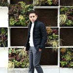 【HERNO / ヘルノ】 PI006UL LAMINAR Down Jacket ラミナー ダウンジャケット GORE-TEX ゴアテックス GORE WINDSTOPPER ゴアウィンドストッパー ダウンジャケット BLACK (ブラック・9300) Made in italy (イタリア製) 2017 秋冬新作のイメージ