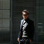 JACQUESMARIEMAGE (ジャックマリーマージュ) 【DEALAN RX / ディランRX】 Bob Dylan (ボブ・ディラン) STERLING SILVER スターリングシルバー ウェリントン型 アイウェア サングラス NOIR 2 (ノワール2) HANDCRAFTED IN JAPAN(日本製) 2017 秋冬新作のイメージ