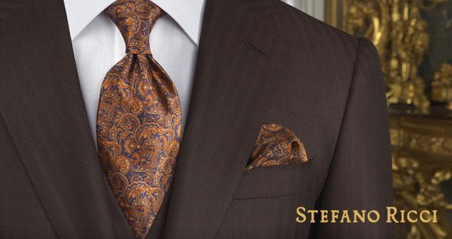 STEFANO RICCI / ステファノリッチのブランド画像