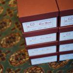 ENZO BONAFE(エンツォボナフェ) BERING(ベーリング) Bonaudo Museum Calf Leather(ボナウド社ミュージアムカーフレザー) ノルベジェーゼ製法 Uチップシューズ レザーシューズ PLUM(バーガンディー) made in italy(イタリア製) 2017 秋冬新作のイメージ