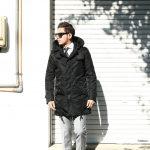 【Sealup / シーラップ】 M51 Mods coat (M51 モッズコート) サーモアライニング ダウンライナー付き モッズコート BLACK (ブラック・36) Made in italy (イタリア製) 2017 秋冬新作のイメージ