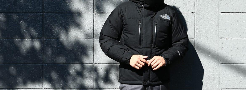 THE NORTH FACE (ザ・ノースフェイス) Baltro Light Jacket (バルトロライトジャケット) 30D WINDSTOPPER Insulated Shell(2層) 光電子ダウン シェル ダウンジャケット BLACK (ブラック・K) 2017 秋冬新作 【ND91710K】のイメージ