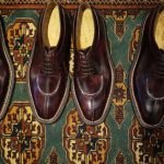 ENZO BONAFE(エンツォボナフェ) 【BERING // ベーリング】 Bonaudo Museum Calf Leather(ボナウド社ミュージアムカーフレザー) ノルベジェーゼ製法 Uチップシューズ レザーシューズ PLUM(バーガンディー) made in italy(イタリア製) 2017 秋冬新作のイメージ