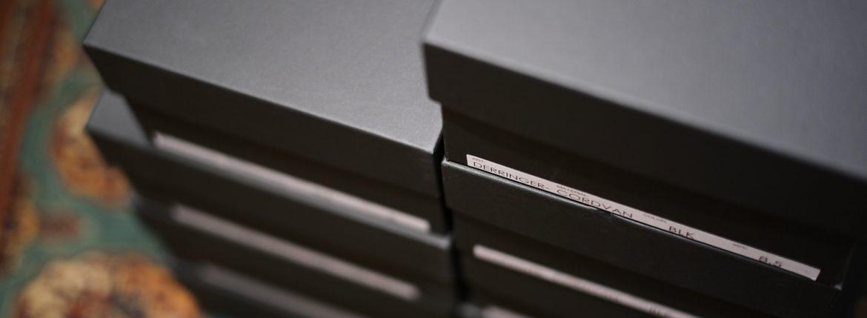 Cuervo (クエルボ) Derringer Cordovan (デリンジャー コードバン) Shell Cordovan シェルコードバンレザー Goodyear Welt Process  Double Leather Sole Chukka Boots チャッカブーツ  BLACK(ブラック・BLK) MADE IN JAPAN(日本製) 2017 秋冬新作のイメージ