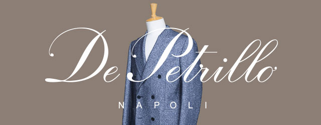 De Petrillo / デ・ペトリロのブランド画像