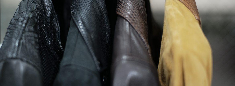EMMETI / エンメティ 【Exotic leather Collection 2018 AW // エキゾチックレザーコレクション 2018 秋冬】のイメージ