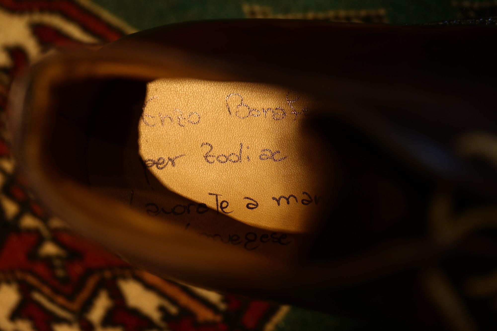 ENZO BONAFE (エンツォボナフェ) 【ART.3722】 Chukka boots チャッカブーツ Horween Shell Cordovan Leather ホーウィン社 シェルコードバンレザー ノルベジェーゼ製法 チャッカブーツ コードバンブーツ No.8(バーガンディー)  made in italy (イタリア製) 2017 秋冬新作 愛知 名古屋 ZODIAC ゾディアック エンツォボナフェ コードバン チャッカ 5.5,6,6.5,7,7.5,8,8.5,9,9.5
