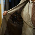 LARDINI (ラルディーニ) Spolverino Chester coat (CASHMERE) カシミヤ スポルベリーノ チェスターコート BEIGE (ベージュ・1)  Made in italy (イタリア製) 2018 秋冬のイメージ