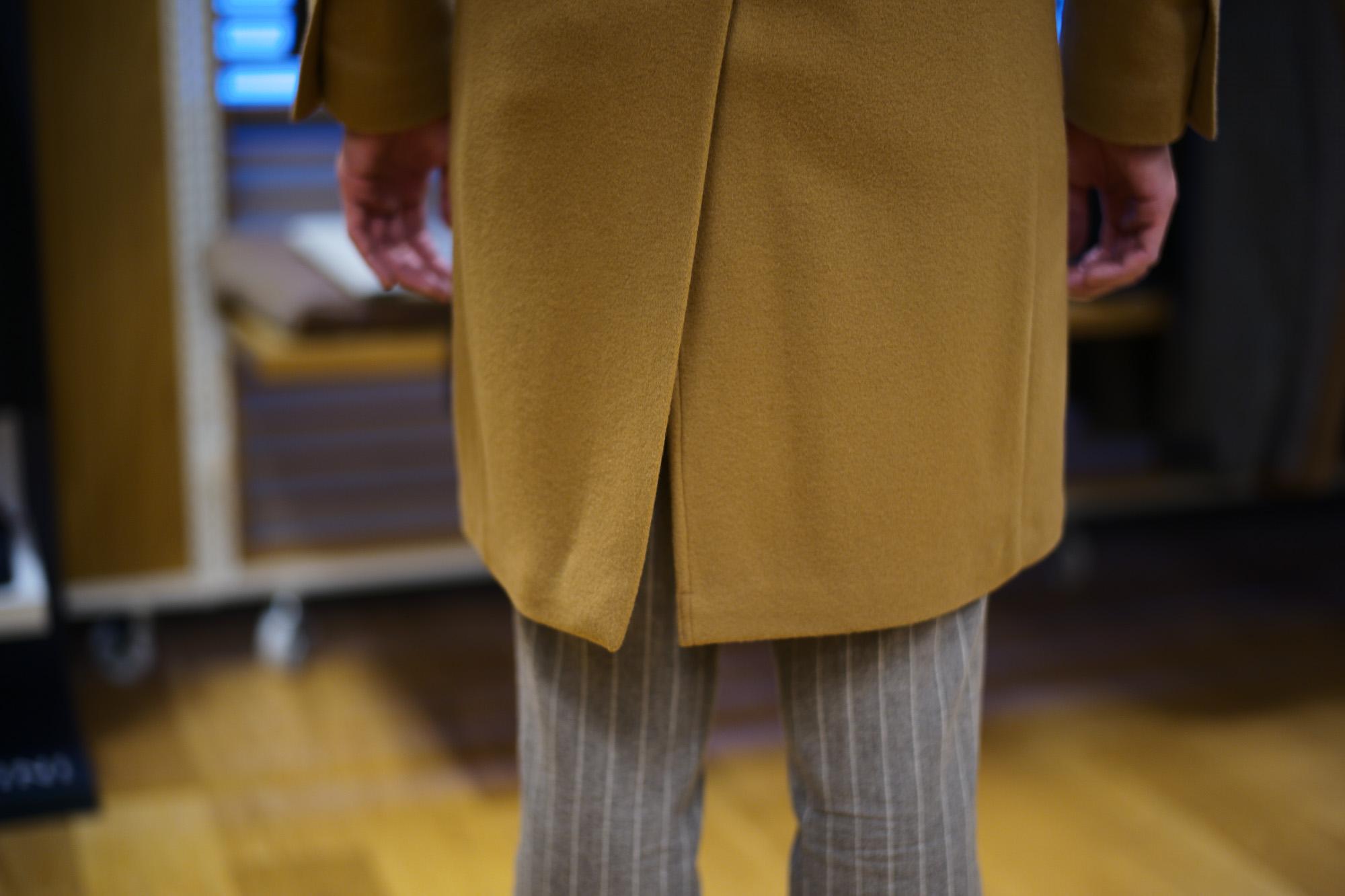 LARDINI / ラルディーニ (2018 秋冬 展示会) lardini スーツ ジャケット ルイジラルディーニ 愛知 名古屋 ZODIAC ゾディアック チェスターコート チェスター シングルチェスター ダブル コート