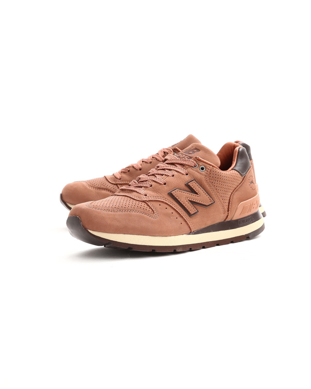 【NEW BALANCE×DANNER / ニューバランス×ダナー】 AMERICAN PIONEER COLLECTION 第2弾(アメリカン パイオニア コレクション 第2弾) M995DN スニーカー COPPER(コッパー) MADE IN USA(アメリカ製) 2017秋冬 【Special限定モデル】