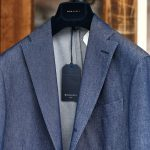 BOGLIOLI MILANO (ボリオリ ミラノ) K.JACKET (Kジャケット) ストレッチ デニム生地 デニムジャケット DENIM (デニム・77) Made in italy (イタリア製) 2018 春夏新作のイメージ