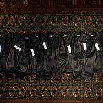 EMMETI(エンメティ) JURI(ユリ) Lambskin nappa シングルライダース レザージャケット NERO (ブラック) made in italy (イタリア製) 2018 春夏 【第1便 入荷しました】のイメージ