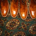 ENZO BONAFE (エンツォボナフェ) 【ART.EB-13】 Jodhpur boots BONAUDO MUSEUM CALF LEATHER ボナウド社ミュージアムカーフレザー ジョッパーブーツ NEW GOLD (ニューゴールド) made in italy (イタリア製) 2018 春夏新作のイメージ
