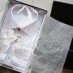 FRAY (フライ) Poplin Dress Shirts コットン ブロード ポプリン ドレスシャツ WHITE (ホワイト・1)  made in italy (イタリア製) 2018 春夏新作のイメージ
