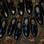 WH (ダブルエイチ) 【WH-0300(WHS-0300)】 Double Monk Strap Shoes (干場氏 スペシャル モデル) Cruise Last (クルーズラスト) ダブルモンクストラップシューズ BLACK (ブラック) MADE IN JAPAN (日本製) 2018 春夏新作 【干場氏、坪内氏の直筆サイン入り】【Alto e Diritto限定 スペシャルアイテム】のイメージ