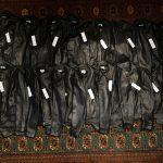 EMMETI(エンメティ) JURI(ユリ) Lambskin nappa シングルライダース レザージャケット NERO (ブラック) made in italy (イタリア製) 2018 春夏 【第3便 入荷しました】のイメージ