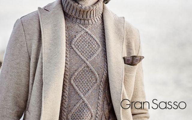 Gran Sasso / グランサッソ のブランド画像