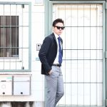HERNO(ヘルノ) 【GA0069U】 Stretch Nylon Jacket (ストレッチ ナイロン ジャケット) 撥水ナイロン 2Bジャケット BLACK (ブラック・9300) Made in italy (イタリア製) 2018 春夏新作のイメージ