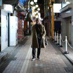 PATRICK(パトリック) 【CRUISE LINE // クルーズライン】 GENOVA (ジェノバ) Annonay Vocalou Calf Leather (アノネイ社 ボカルーカーフ レザー) ローカット レザー スニーカー BLACK (ブラック・BLK) MADE IN JAPAN(日本製) 【1st コレクション // 復刻モデル】【スペシャル限定モデル】のイメージ