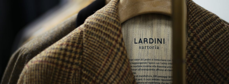 LARDINI / ラルディーニ (2018 秋冬 メイン 展示会)のイメージ