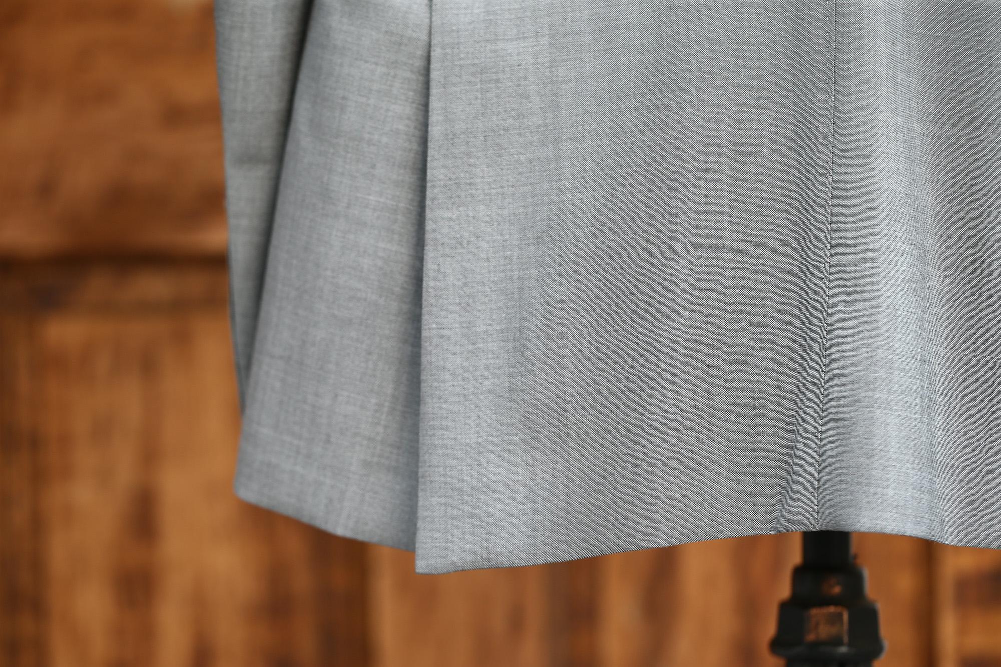 BOGLIOLI MILANO (ボリオリ ミラノ) K.JACKET (Kジャケット) ストレッチ サマーウール 3B スーツ GRAY (グレー・33) Made in italy (イタリア製) 2018 春夏新作 boglioli ボリオリ 愛知 名古屋 Alto e Diritto アルト エ デリット
