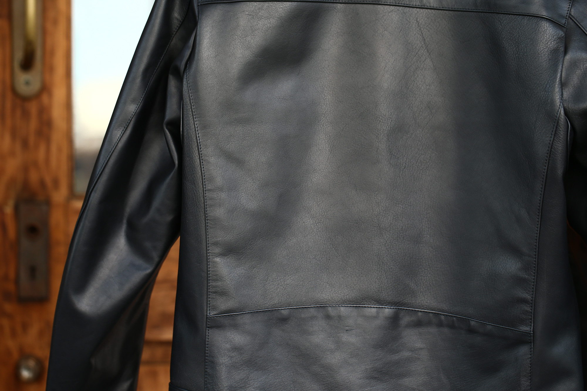 CINQUANTA (チンクアンタ) H508 W RIDERS SL CAVALLO (ダブルライダース ジャケット SL) ホースレザー ライダース ジャケット BLACK GOLD (ブラックゴールド・999) Made in italy (イタリア製) 2018 春夏新作 cinquanta 愛知 名古屋 Alto e Diritto アルト エ デリット レザージャケット ライダース ダブルレザー