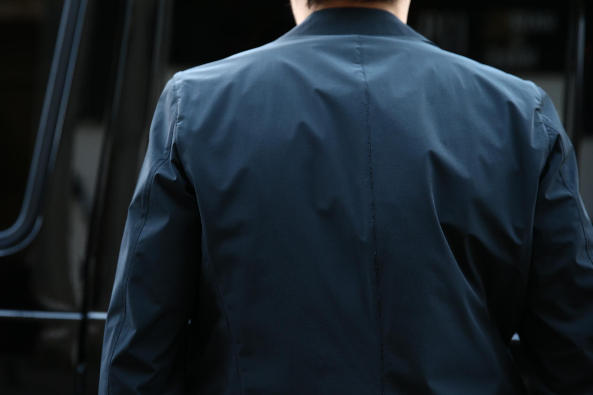 HERNO(ヘルノ) 【GA0069U】 Stretch Nylon Jacket (ストレッチ ナイロン ジャケット) 撥水ナイロン 2Bジャケット BLACK (ブラック・9300) Made in italy (イタリア製) 2018 春夏新作 愛知 名古屋 herno ヘルノ Alto e Diritto アルト エ デリット 42,44,46,48,50,52,54