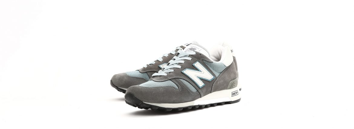 new balance(ニューバランス) 【M1300CLS】 CLASSICS TRADITIONNELS LIMITED EDITION リミテッドエディション 2E レザースニーカー STEEL BLUE(スティールブルー)  Made in USA(アメリカ製) 2018 春夏新作 【Special Model】のイメージ