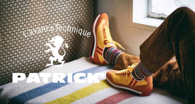 PATRICK / パトリックのブランド画像