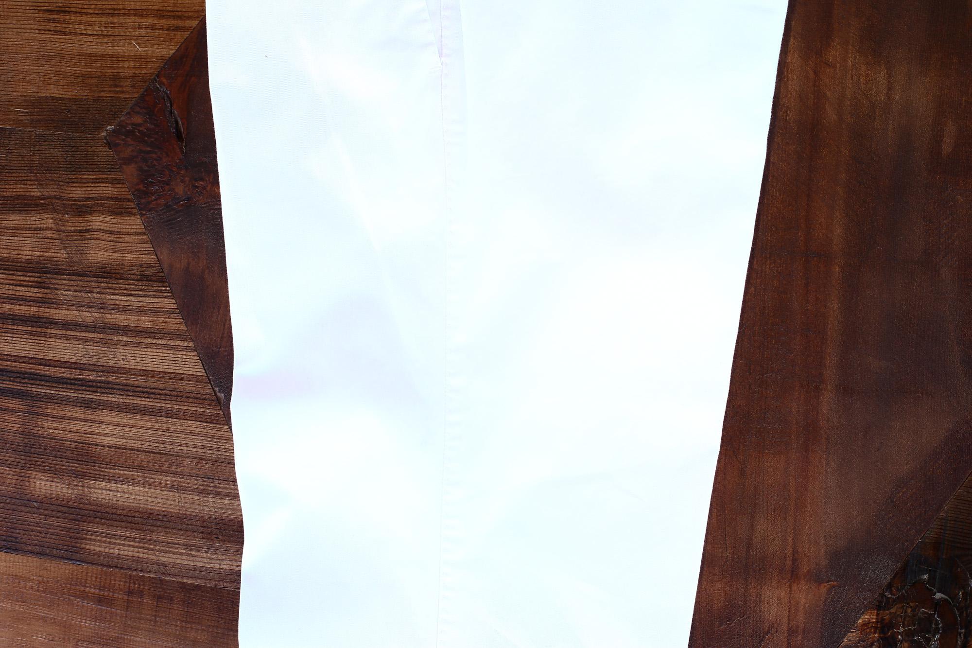 PT01 (ピーティーゼロウーノ) BUSINESS (ビジネス) SUPER SLIM FIT (スーパースリムフィット) Lux Cloth ストレッチ コットン スラックス パンツ WHITE (ホワイト・0010) 2018 春夏新作 pt01 チノ チノパン チノスラックス 愛知 名古屋 Alto e Diritto アルト エ デリット