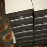WH (ダブルエイチ) WH-0001(WHS-0001) Plane Toe Shoes (干場氏 スペシャル モデル) Cruise Last (クルーズラスト) ANNONAY Vocalou Calf Leather プレーントゥシューズ BLACK (ブラック) MADE IN JAPAN(日本製) 2018 春夏新作   【干場氏、坪内氏の直筆サイン入り】【Alto e Diritto限定 スペシャルアイテム】のイメージ