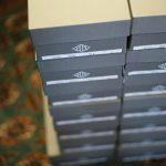 WH(ダブルエイチ) WH-0006(WHS-0006) Plane Toe Shoes  (干場氏 スペシャル モデル) Birdie Last(バーディラスト) ANNONAY Vocalou Calf Leather プレーントゥ シューズ BLACK(ブラック) MADE IN JAPAN(日本製) 2018 春夏新作 【干場氏、坪内氏の直筆サイン入り】【Alto e Diritto限定 スペシャルアイテム】のイメージ