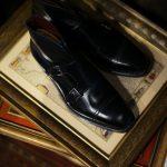 ENZO BONAFE (エンツォボナフェ) ART.EB-18 Double Monk Strap Boots Du Puy Vitello デュプイ社ボックスカーフ ダブルモンクストラップブーツ NERO (ブラック) made in italy (イタリア製) 2018 春夏新作のイメージ