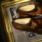 ENZO BONAFE (エンツォボナフェ) ART.EB-27 Double Monk Strap Shoes Horween Shell Cordovan Leather ホーウィン社シェルコードバンレザー ダブルモンクストラップシューズ BOURBON (バーボン) made in italy (イタリア製) 2018 春夏新作のイメージ