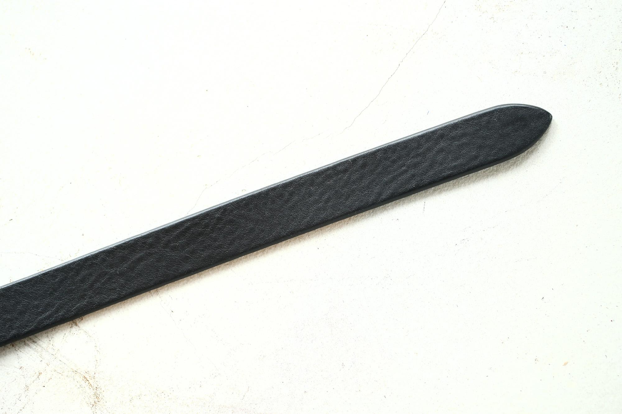 J&M DAVIDSON (ジェイアンドエムデヴィッドソン) DOME RIVETS NARROW BELT 25MM NICKEL-UNLINED (ドーム リベット ナローベルト 25mm) COWHIDE LEATHER (カウハイドレザー) スタッズベルト BLACK (ブラック・999) Made in italy (イタリア製) 2018 春夏新作 jandmdavidson jmdavidson 愛知 名古屋 ZODIAC ゾディアック ベルト ジェイエム