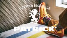 PATRICK (パトリック) CRUISE LINE クルーズライン GENOVA-PTN (ジェノバ パティーヌ) Steer Patine Leather (ステア パティーヌ レザー) ローカット スニーカー BLUE (ブルー・B/G) MADE IN JAPAN(日本製) 2018 春夏新作 patrick パトリック クルーズライン patrick パトリック cruiseline クルーズライン 愛知 名古屋 ZODIAC ゾディアック 干場義雅 坪内浩
