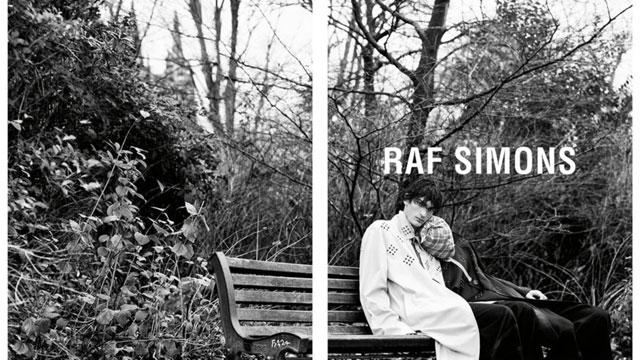 RAF SIMONS / ラフシモンズのブランド画像