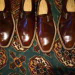 ENZO BONAFE (エンツォボナフェ) 【ART.3721】Single Monk Strap Shoes シングルモンクストラップシューズ CORDOVAN コードバン ノルベジェーゼ製法 ドレスシューズ No.4(#4) made in italy (イタリア製) 2018 春夏新作のイメージ