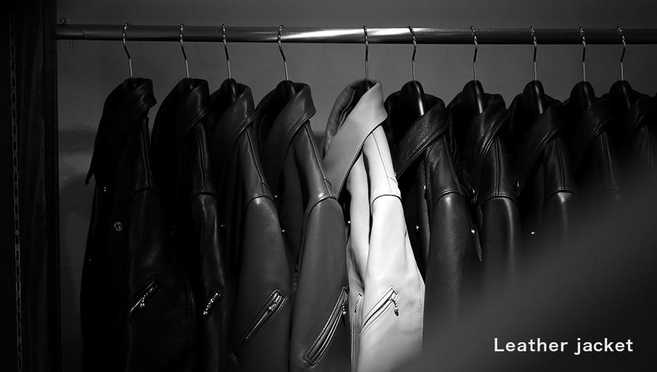 Leather Jacket Collection / レザージャケットコレクションのブランド画像