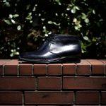 ENZO BONAFE (エンツォボナフェ) ART.3722 Chukka boots Bonaudo Museum Calf Leather ボナウド社 ミュージアムカーフレザー ノルベジェーゼ製法 レザーソール チャッカブーツ DEEP BLUE (ディープブルー) made in Italy(イタリア製) enzobonafe エンツォボナフェ チャッカブーツ ミュージアムカーフ チャッカブーツ 愛知 名古屋 ZODIAC ゾディアック alto e diritto アルトエデリット