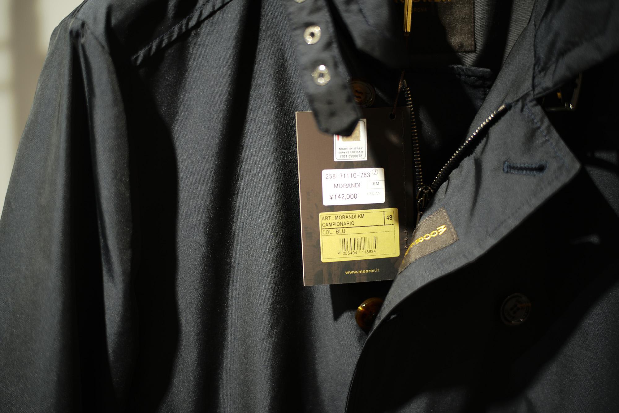 MOORER / ムーレー (2019 春夏 プレ展示会) 愛知 名古屋 Alto e Diritto アルト エ デリット Alto e Diritto アルトエデリット moorer ムーレー MORANDI NABUCCO GHIBERTI PORTO MANOLO CORELLI AXTEN DENNY CARLOS VANGI スプリングコート ダブルブレスト ロングコート ミディアムコート バルスター ブルゾン M65 レザージャケット ウール カシミア ナイロン ムートン