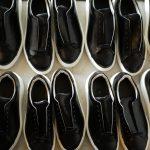 PATRICK(パトリック) CRUISE LINE クルーズライン GENOVA (ジェノバ) Annonay Vocalou Calf Leather (アノネイ社 ボカルーカーフ レザー) ローカット レザー スニーカー BLACK (ブラック・BLK) MADE IN JAPAN(日本製) 2018 春夏新作  【第1便入荷しました】【7月下旬入荷分ご予約受付中】【8月下旬入荷分ご予約受付中】のイメージ