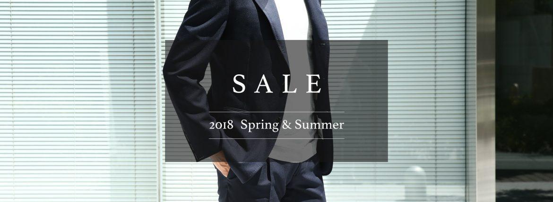SALE // 2018 Spring&Summerのイメージ